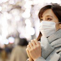 マスク,防寒
